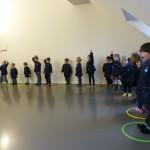 Les Olympiades à l'école Vivalys