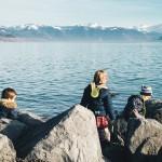 La Petite Section au bord du lac