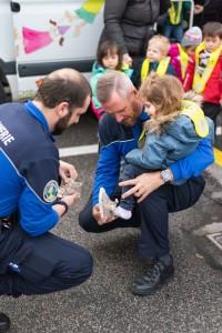 Album: Visite de la gendarmerie | Image publiée le 18.12.18