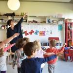 Les ateliers d'improvisation